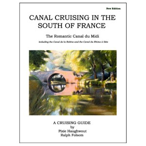cover image of Canal Cruising in the South of France